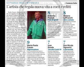 Corriere della Sera del 29-08-2021